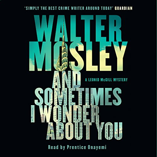 And Sometimes I Wonder About You audiobook cover art