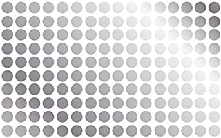 Innovative Stencils Polka Dot Wall Decal Nursery Kids Room Peel and Stick Removable Sticker Circle Pattern Decor #1326 (1.5