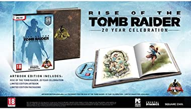 Rise of the Tomb Raider: 20 Year Celebration Artbook Edition (PC DVD)
