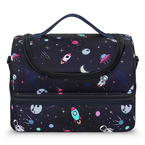 Bagmine Kids Toddle Insulated Lunch Bag with Two Compartment...
