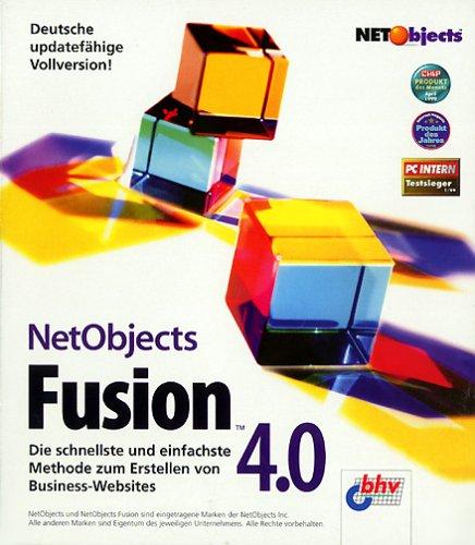 NetObjects Fusion 4.0
