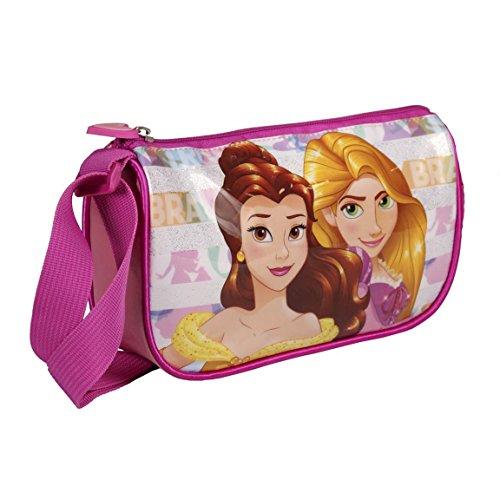Disney 2100001697Prinzessin Belle und Rapunzel Kinder Handtasche (20cm)