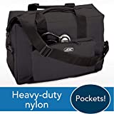 ADC 1024 Nurse/Physician Nylon Medical Equipment Instrument Bag,...