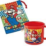 スーパーマリオ コップ&コップ袋セット