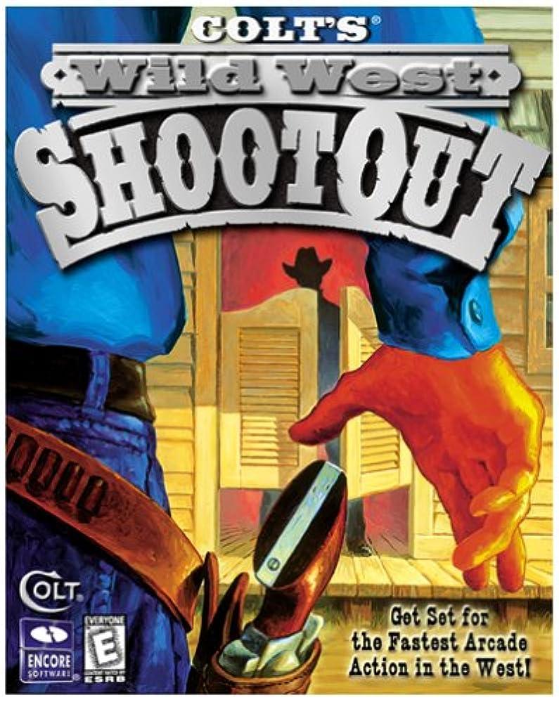 まっすぐ黒ようこそColt's Wild West Shootout (輸入版)