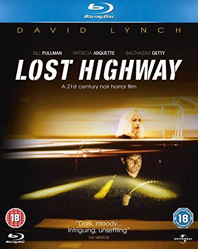 Lost Highway [Edizione: Regno Unito] [Reino Unido] [Blu-ray]