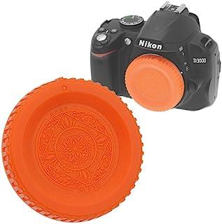 Fotodiox Cap EOS Rear red Fotodiox Designer hinten Cap für Canon EOS