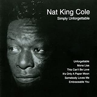 Simply Unforgettable by Nat King Cole (2001-07-23)