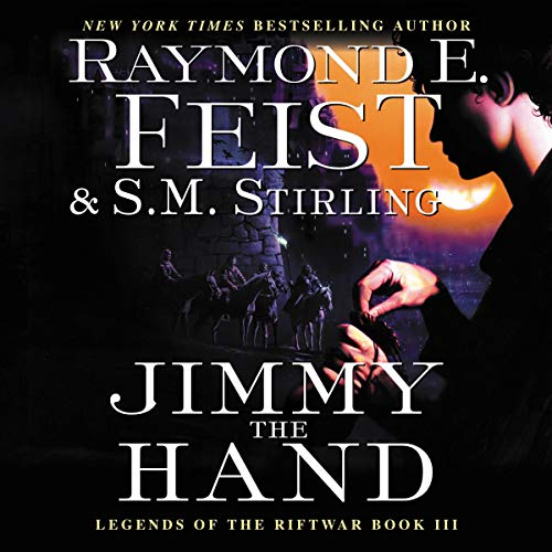Couverture de Jimmy the Hand