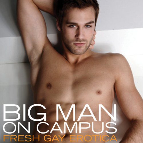 Big Man on Campus audiobook cover art