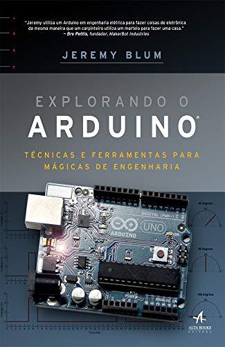 Arduino Servomotor  marca ALTA BOOKS CAMPUS