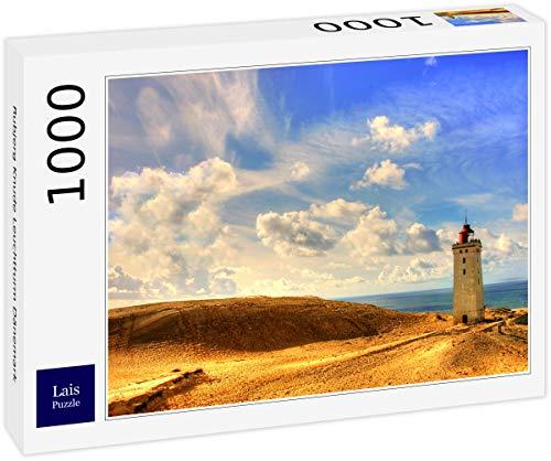 Lais Puzzle Rubjerg Knude Leuchtturm Dänemark 1000 Teile