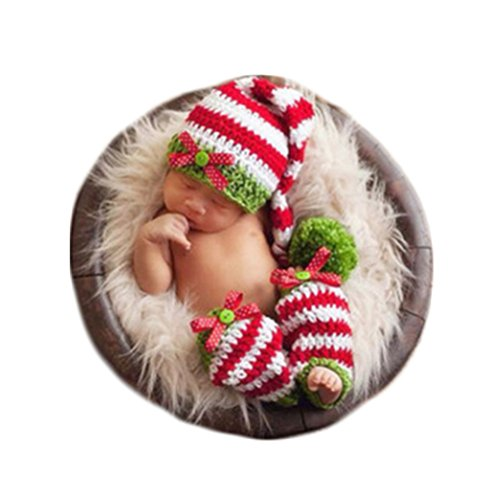 Christmas Crochet Costume