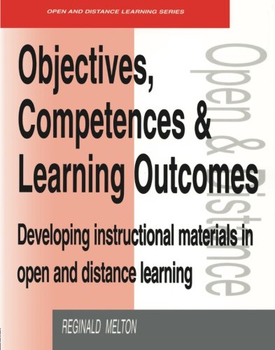 Objectives Competencies And Learning Outcomes Developing Instructional Materials In Open And Distance Learning