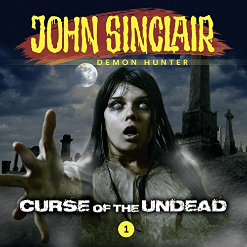 Curse of the Undead audiobook cover art