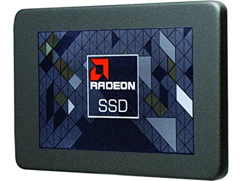 AMD 240GB Serial 6,3cm unità a stato solido, read/Write 520/470MB/s, R3SL240G, compatibile con PC desktop e la maggior parte computer.