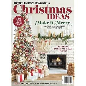 Better Homes & Gardens Christmas Ideas: Make It Merry