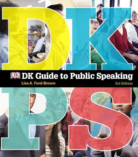 DK Guide to Public Speaking (3rd Edition)
