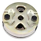 Lecxin Fresa per decespugliatore, tagliabasette Adatta per FS120 FS200 FS250 FS300 FS350 FS400 FS450 Accessorio per Tosaerba Frizioni per Trimmer