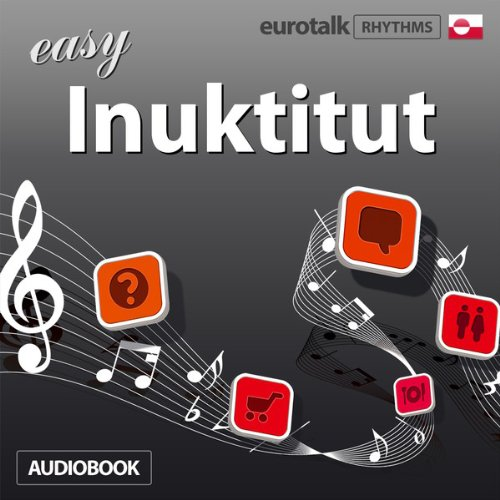 Rhythms Easy Greenlandic (Inuktitut) audiobook cover art