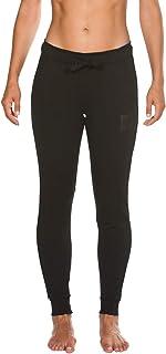 arena Women's Essential Fleece Jogger Sweatpants, Black, S
