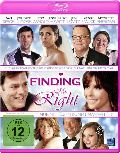 Finding Ms. Right - Nur mit Lügen kommt man weiter [Blu-ray]
