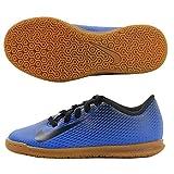 Nike Jr Bravata II IC, Scarpe da Calcetto Indoor Unisex-Bambini, Multicolore (Racer Blue/Black 400), 38 EU