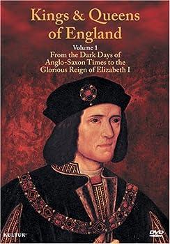 DVD Kings & Queens of England Volume 1 Book