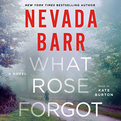 What Rose Forgot audiobook cover art