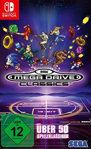 SEGA Mega Drive Classics [Nintendo Switch]
