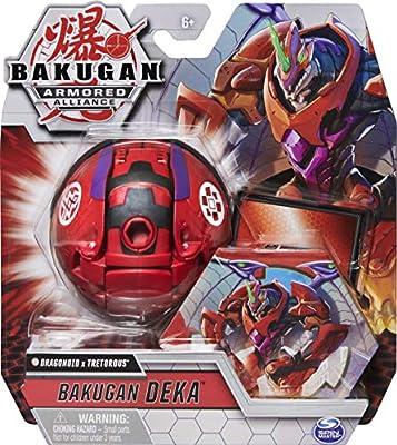 Bakugan Geogan Deka, Stardox, Jumbo Collectible Transforming Figure from Bakugan