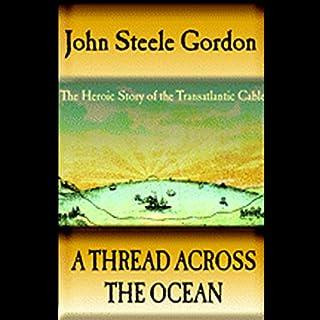 A Thread Across the Ocean audiobook cover art