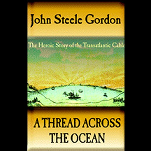 A Thread Across the Ocean audiobook cover art