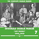Charlie Parker(チャーリー・パーカー)/ Just Friends