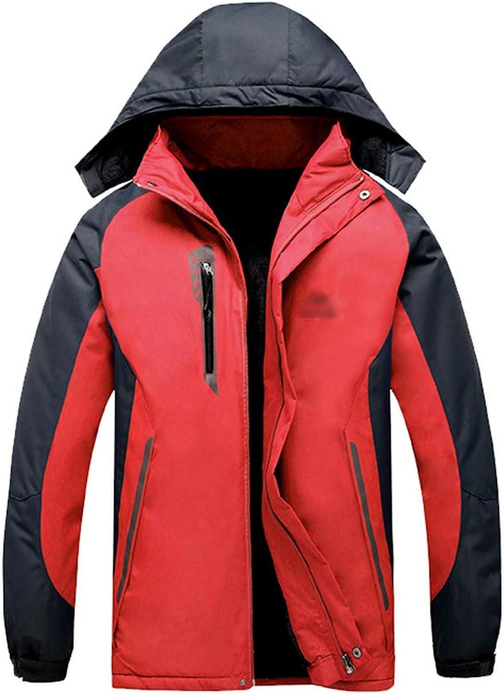 huge selection of 4ab57 09e5d SJZC Outdoorjacke Herren North Face Jacke The Jacken Winter ...