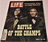 LIFE Magazine - March 5, 1971 - Muhammad Ali and Joe Frazier, boxing