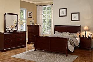 Amazon.com: 4 Pieces - Bedroom Sets / Bedroom Furniture ...