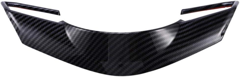 Superior Overseas parallel import regular item MPOQZI Car ABS Plastic Black Steering for Mazd Sequins Fit Wheel