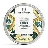 The Body Shop Moringa Body Butter unisex, Moringa Körperbutter 200 ml, 1er Pack (1 x)