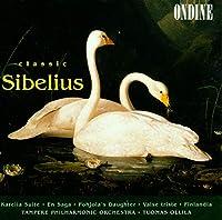 シベリウス:カレリア組曲/交響詩「伝説(エン・サガ)」/交響詩「ポヒョラの娘」/悲しいワルツ/交響詩「フィンランディア」