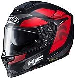 HJC Helmets Rpha-70ST Grandal Noir/rouge casque complet–Petite