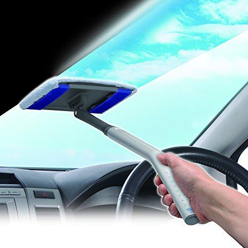 カーメイト車用ワイパーエクスクリア360ワイパー車の内窓用マイクロファイバークロス付C100