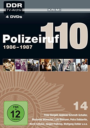 Box 14: 1986-1987 (DDR TV-Archiv) (4 DVDs)