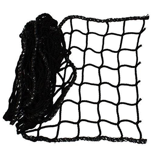 Universal Schutznetz schwarz - Breite 0,6m - 1,0m - 2,0m (Breite: 0.6 Meter) Meterware (Preis per Meter)