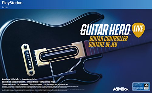 Guitar Hero Live Controller Only PS3