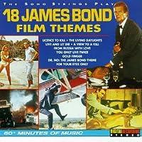 18 James Bond Film Themes