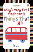 Things That Go: Babys Very First Flashcards
