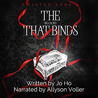 The Blood That Binds  audiobook cover art