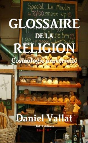 Glossário de Religião - Cosmologia Universal