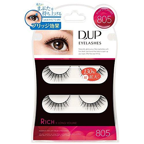 D.U.P Eyelashes RICH 805 [Badartikel]